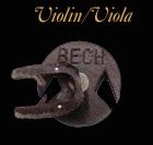 Sourdine BECH Magnétique violon & alto