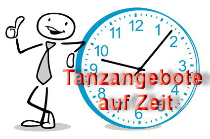 Tanzangebote auf Zeit