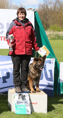 2. Platz IRO Prfg. NL 2016