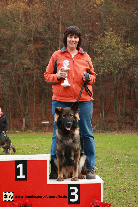 3. Platz Landemeisterschaft 2011 Fläche Rheinland-Pfalz
