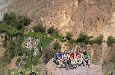 Colca Schlucht bei Arequipa - Paititi-Tours