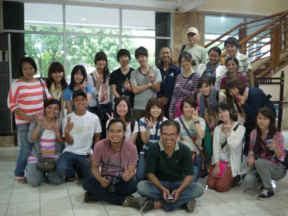 2012年インドネシアスタディーツアー3