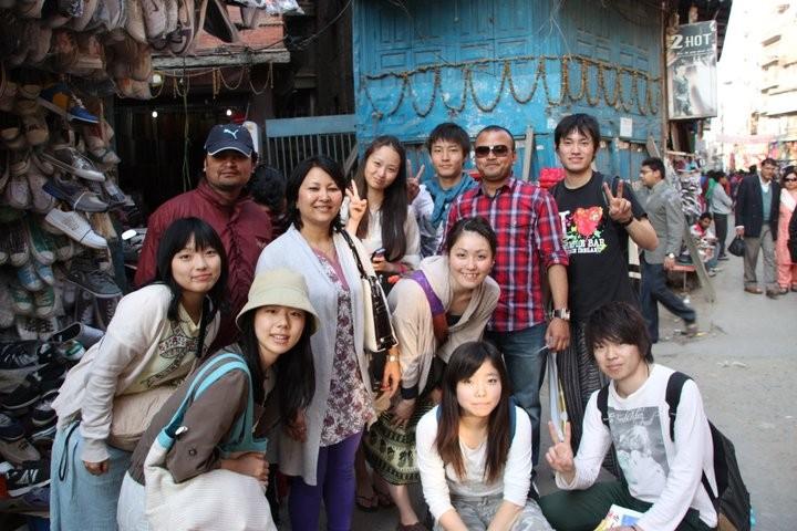 2011年ネパールスタディーツアー7