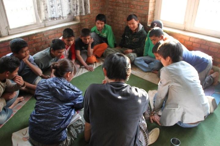 2011年ネパールスタディーツアー1