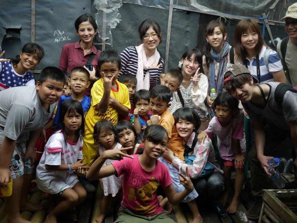 2012年インドネシアスタディーツアー2