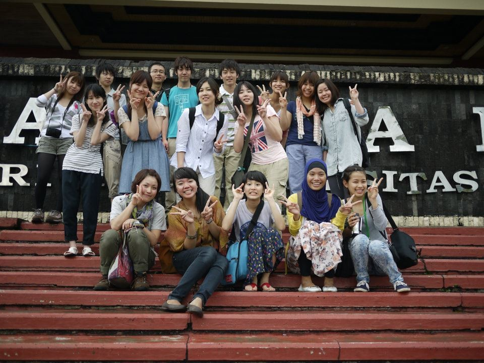Study tour in Indonesia (Gadjah Mada University)