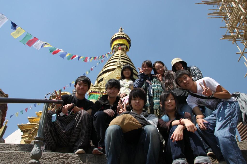 2011年ネパールスタディーツアー6