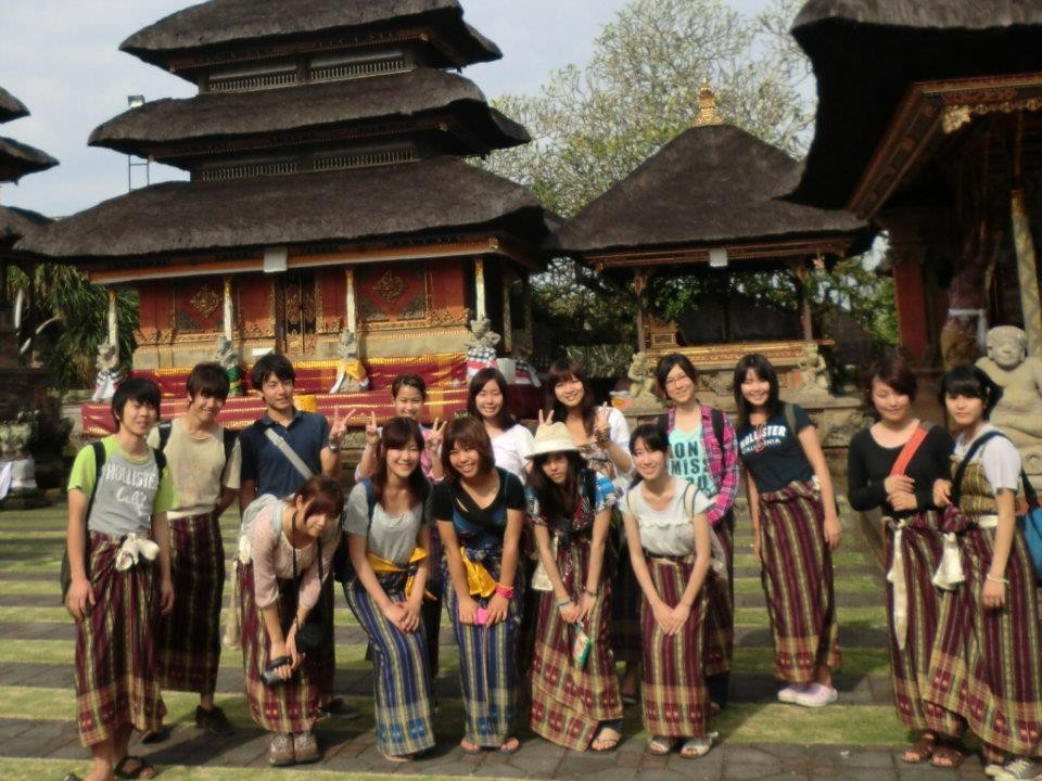 Study tour in Indonesia