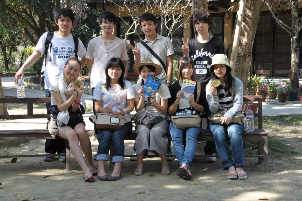 2011年ネパールスタディーツアー5