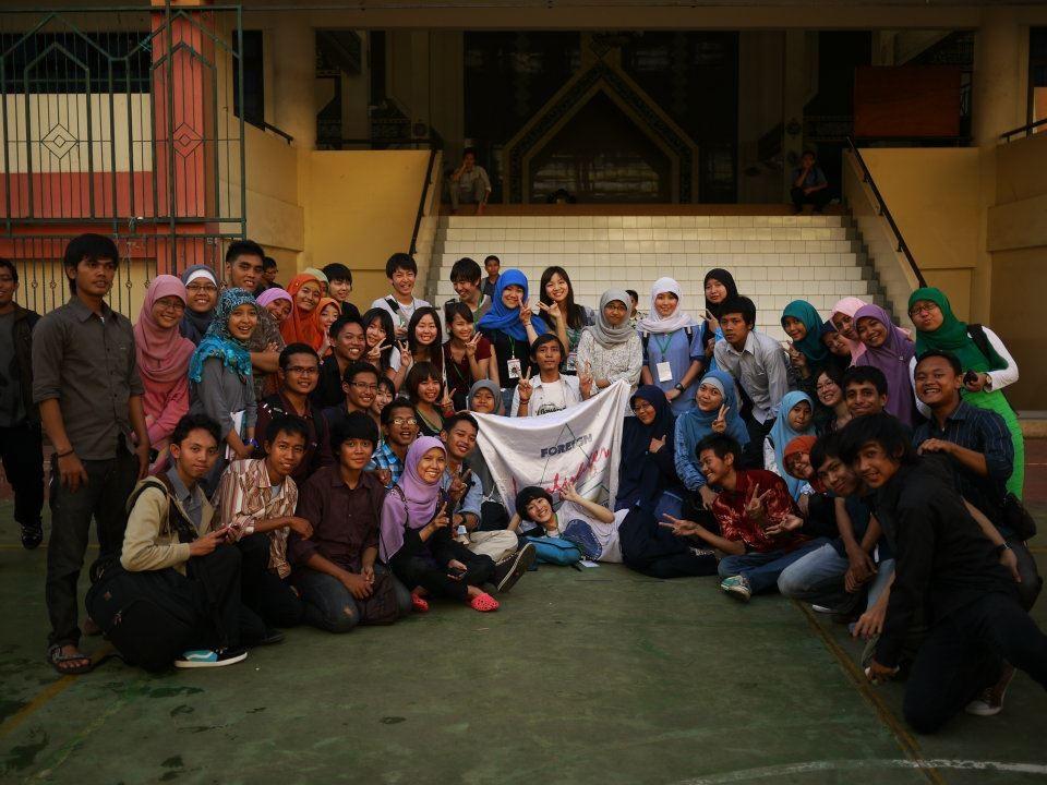 2012年インドネシアスタディーツアー6