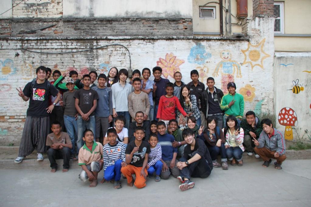 2011年ネパールスタディーツアー4