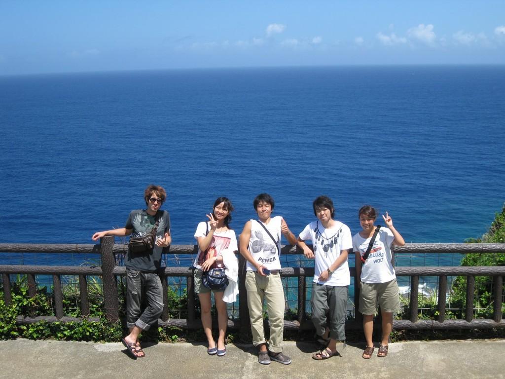 2011年沖縄スタディーツアー