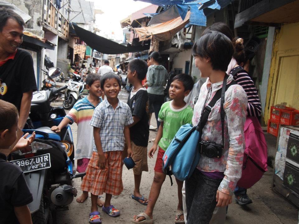 2012年インドネシアスタディーツアー1