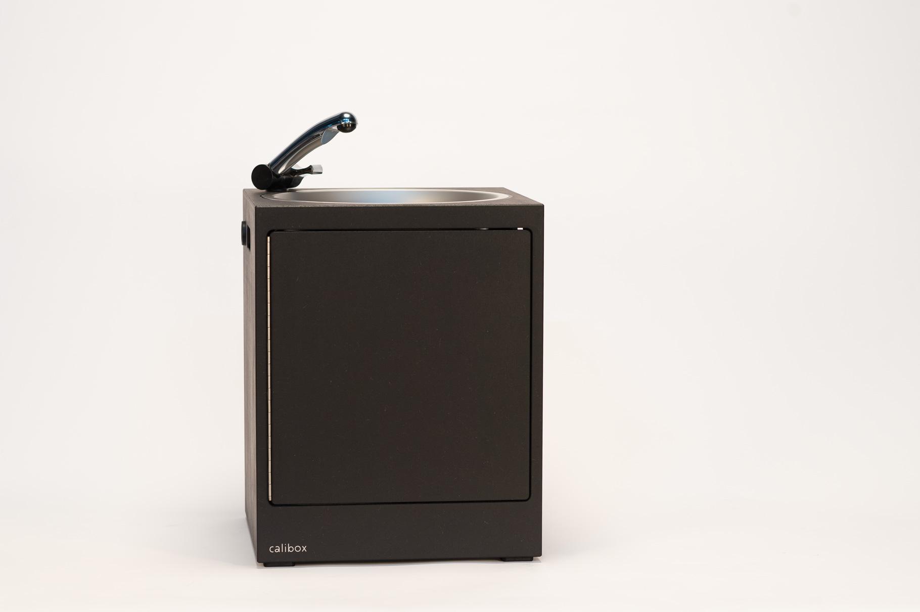 Beckenmodul mit Wasserkanister