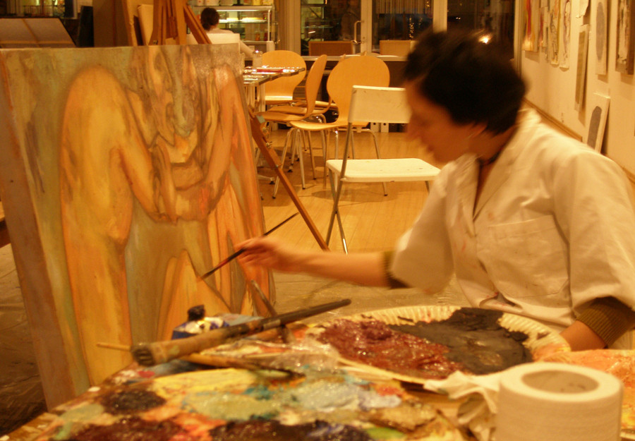 Galerie Meisterschueler Berlin 2006