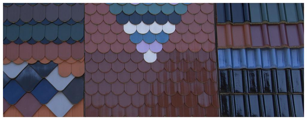 Beispiele für Fassadenverkleidungen Dachbau Wunderlich