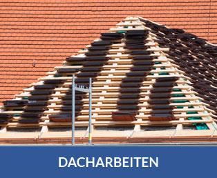 Teaserbild - Dacharbeiten