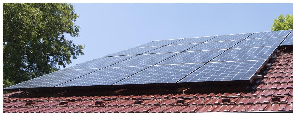Referenzobjekt Solaranlage Dachbau Wunderlich