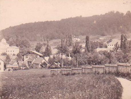 Ansicht vor 1892 - Archiv Jürgen Roth