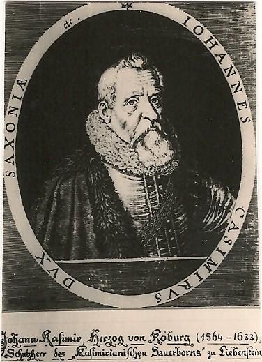 Schutzherr des Casimirianischen Sauerborns zu Liebenstein - gemeinfrei
