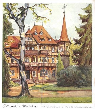 Sanatorium Eichler-Seige 1937 Archiv W.Malek
