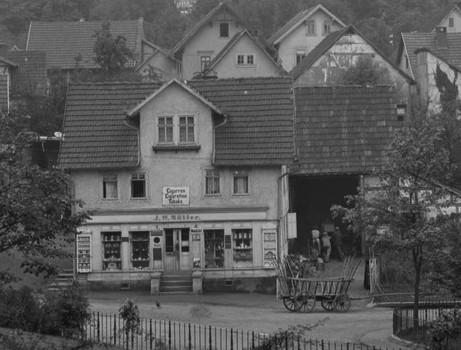 Ausschnitt Fotoarchiv Marburg