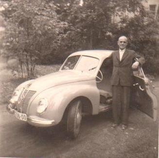 Aufnahme Ende der 1950er  Archiv - Peter Fuhrmann