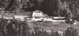 Berghof Obersalzberg um 1940, vormals Haus Wachenfeld