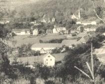ehemaliges Armenhaus, heute Standort der Schwimmhalle