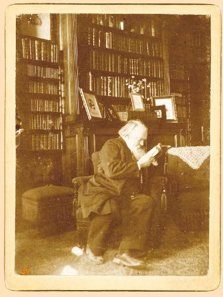 Quelle: Brahms-Institut an der Musikschule Lübeck - Aufnahme 1894 in Wien