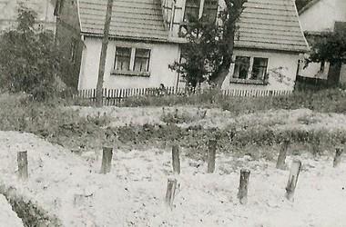 Wohnhaus Hartmann - Aufnahme 1943