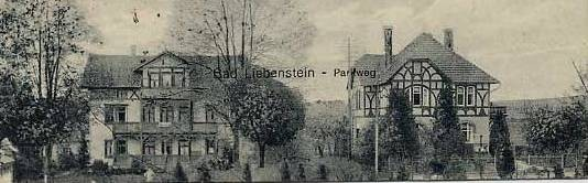 Parkstraße 17 Villa Plahs, links Haus Jahn