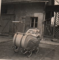 Kinderwagen von UweWenzel 1953