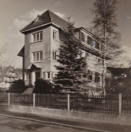 Haus Margarethe vor 1963