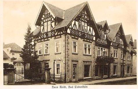 Archiv Fritz-Eberhard Reich - Aufnahme 1920er Jahre