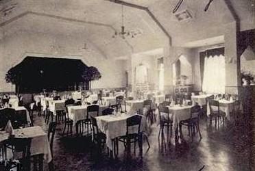 Am 08. Jagen 1931 war im Saal zur Guten Quelle Kirmes - Archiv W.Malek