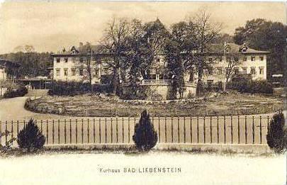 Malakoff und Kurhaus 1907, links Musikpavillon - Archiv - W.Malek
