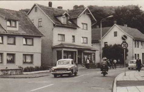 Teil einer Ansichtskarte - Wartburg 311
