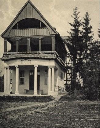 Maria Regina vor 1914