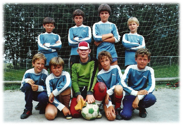 1980: Juniorenlager in Gluringen