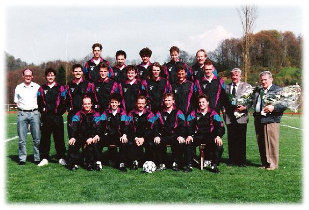 2. Mannschaft des FC Willisau