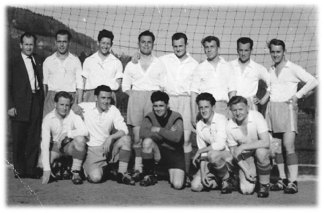 1960 in Zell, 4. Liga