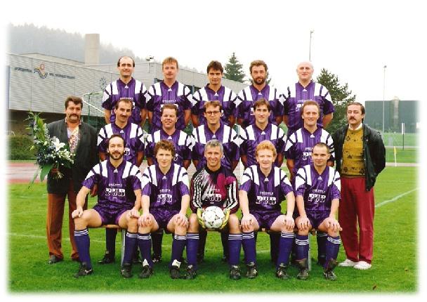 Senioren Saison 1992/93