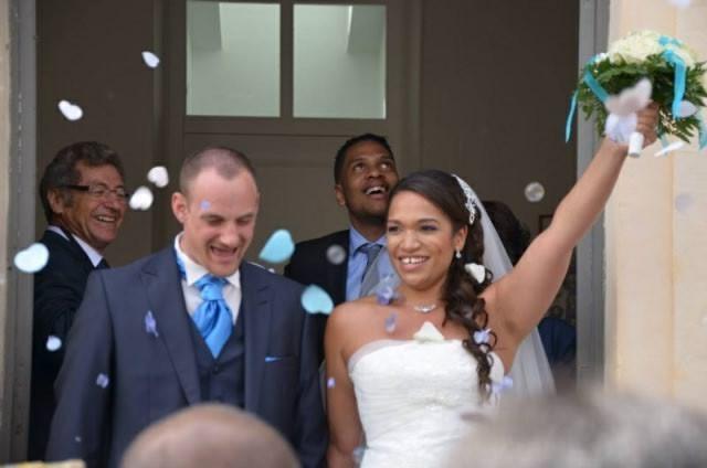 Coiffure mariée, beauté des mains et des pieds. Mise en beauté de la mariée, beauté événementielle L'Instant Beauté de Noé