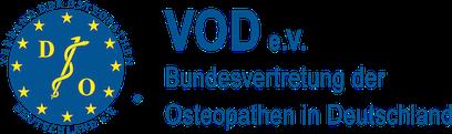 Mitglied im Verband der deutschen Osteopathen