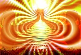 Freier Fluss der Energie
