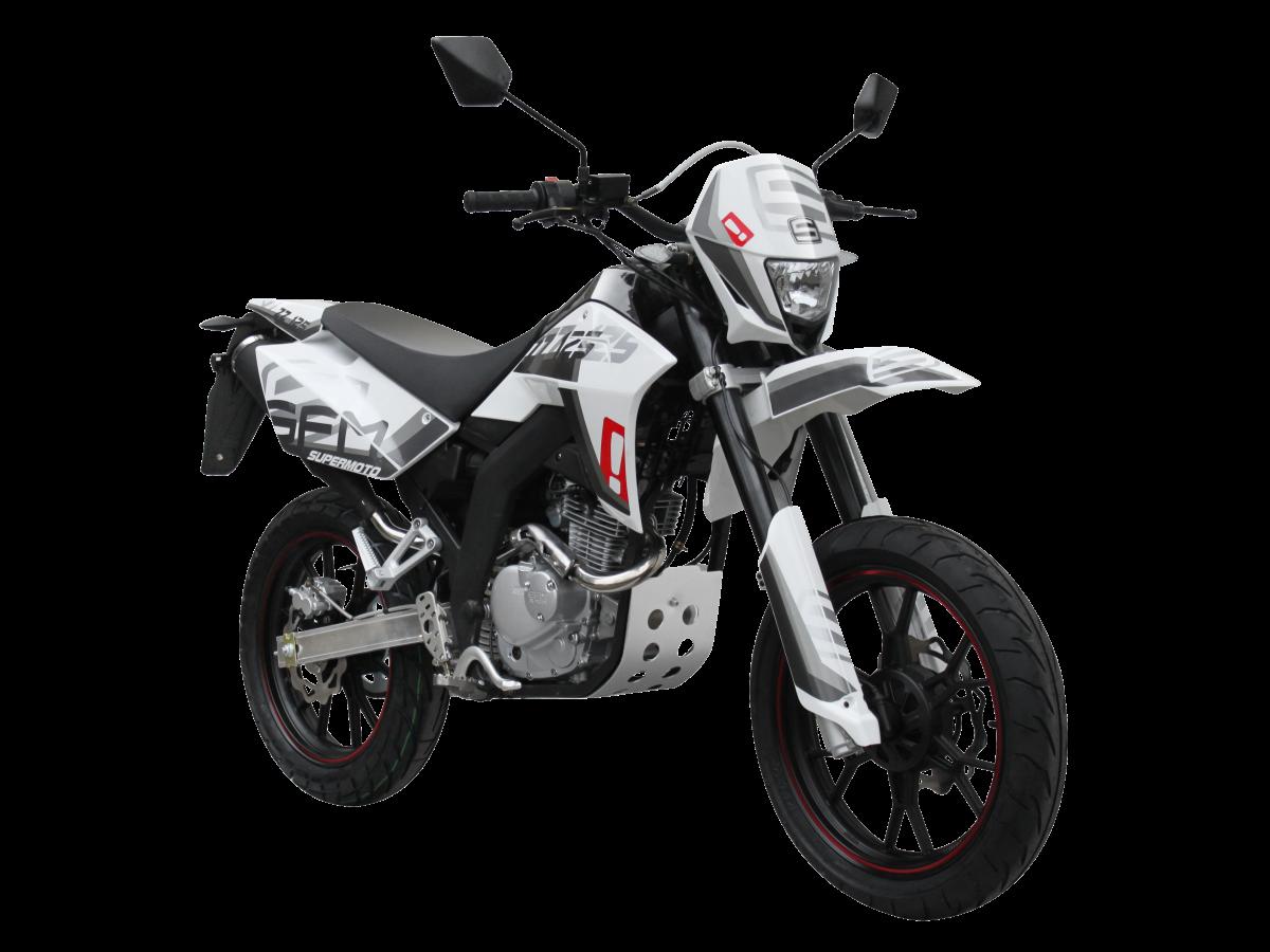 SFM Motorrad Produktgrafik