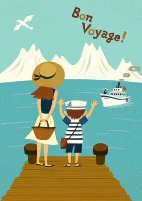 Bon Voyage!!