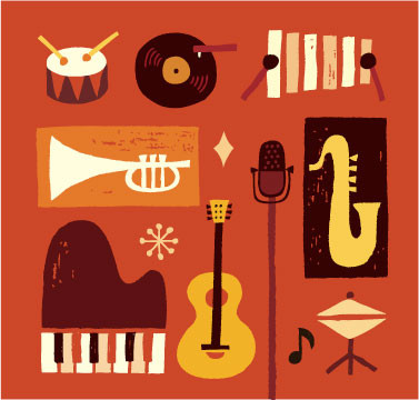 ◎ music
