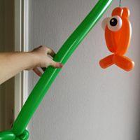 Ballonfisch Ballonclown